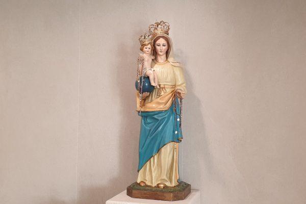 Celebrazione della Santa Messa in onore di Nostra Signora del Rimedio